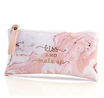 kiss and Make Up Pouch
