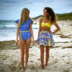 The Ember Swimwear Collection Modelled