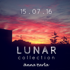 Lunar swimwear collection by Anna Carla