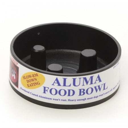 "Short Aluminium 5"" Slow-Down Bowl"