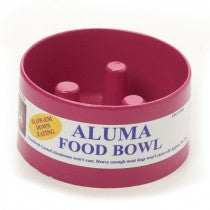 aluminium slow down bowl