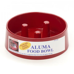 aluminium slow-down bowl