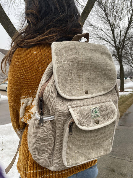 Multipurpose Backpack (Eco-Friendly)