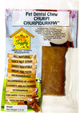 Pet Dental Chew - ChurpiDurkha - Medium (4.5 oz)