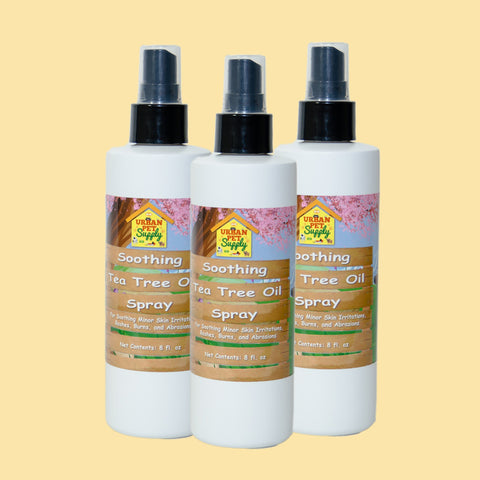 Soothing Tea Tree Oil Spray