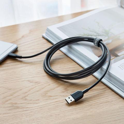 Anker PowerLine II 6ft Lightning Cable