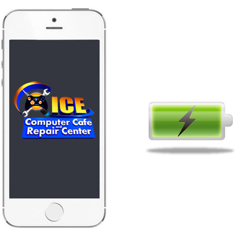 iPhone 5S Battery Replacement