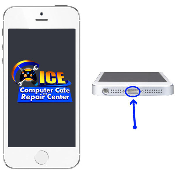 iPhone 5S Charging Port Repair - ICE Repair Center
