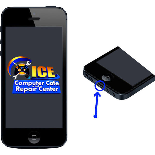 iPhone 5 Charging Port Repair - ICE Repair Center