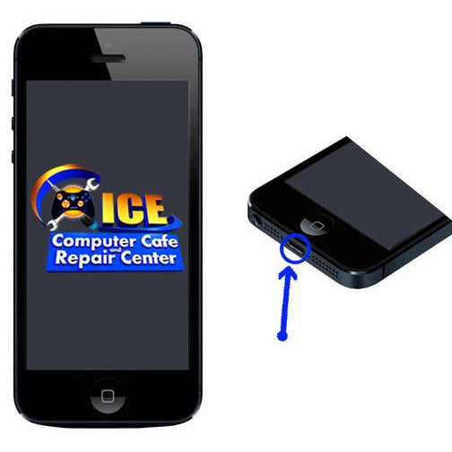 iPhone 5C Charging Port Repair - ICE Repair Center