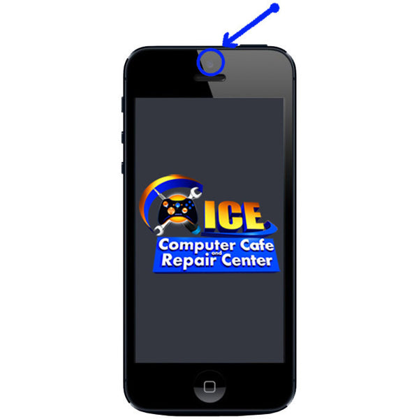 iPhone 5 Front Camera Repair - ICE Repair Center