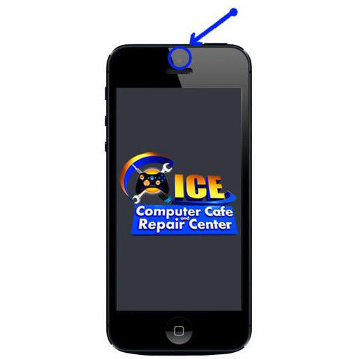 iPhone 5C Front Camera Repair - ICE Repair Center