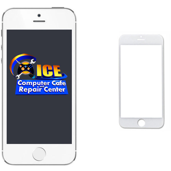 iPhone 5S Glass Screen & LCD Repair - ICE Repair Center