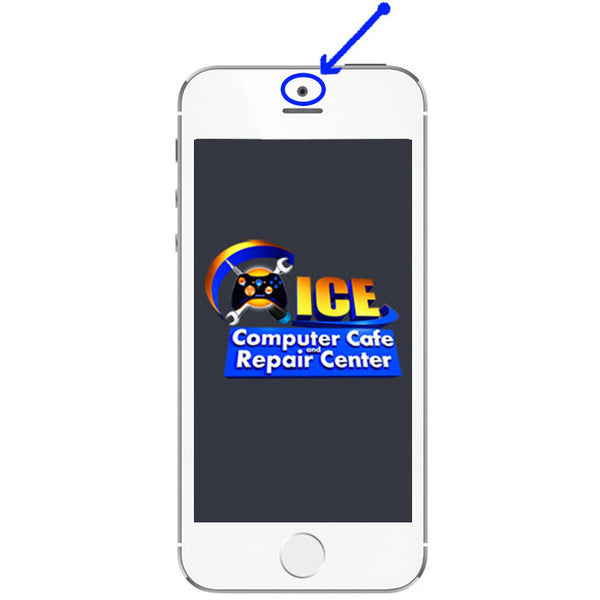 iPhone 5S Front Camera Repair - ICE Repair Center