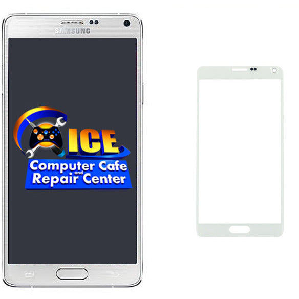 Samsung Galaxy Note 4 Glass Screen & LCD Repair - ICE Repair Center