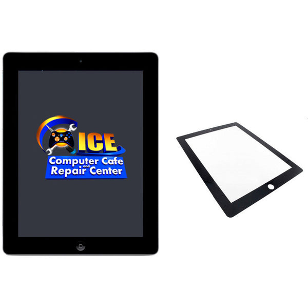 iPad 2/3/4 Glass Screen & LCD Repair - ICE Repair Center