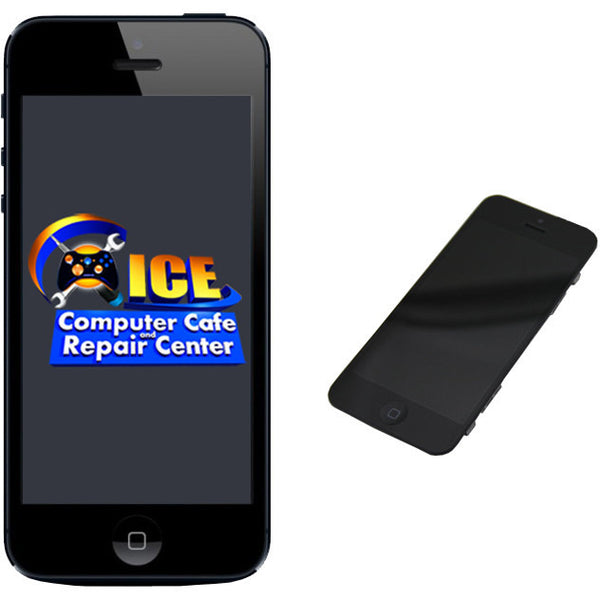 iPhone 5 Glass Screen & LCD Repair - ICE Repair Center