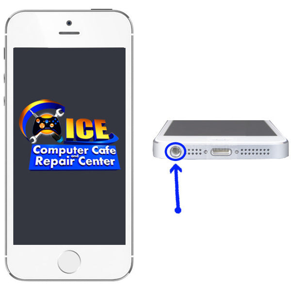 iPhone 5S Headphone Jack Repair - ICE Repair Center