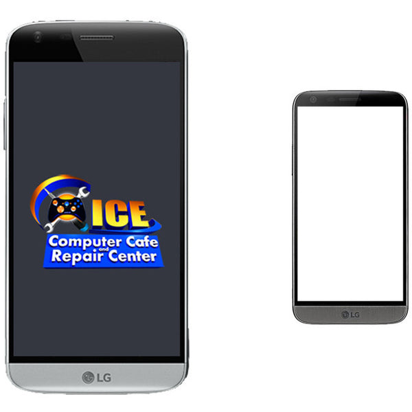 LG G5 Glass Screen & LCD Repair - ICE Repair Center