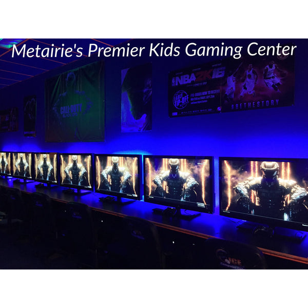 Gaming Rates | ICE Computer Cafe & Repair Center