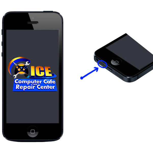 iPhone 5C Microphone Repair - ICE Repair Center