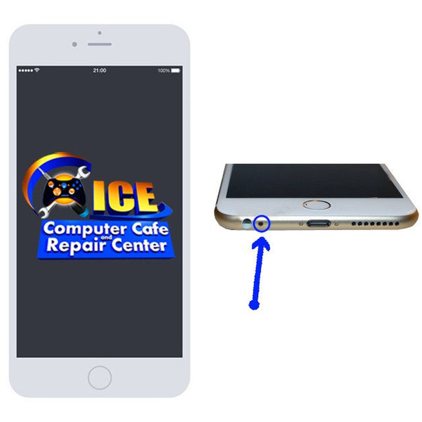 iPhone 6S+ Microphone Repair - ICE Repair Center