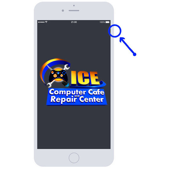 iPhone 6S+ Power Button Repair - ICE Repair Center