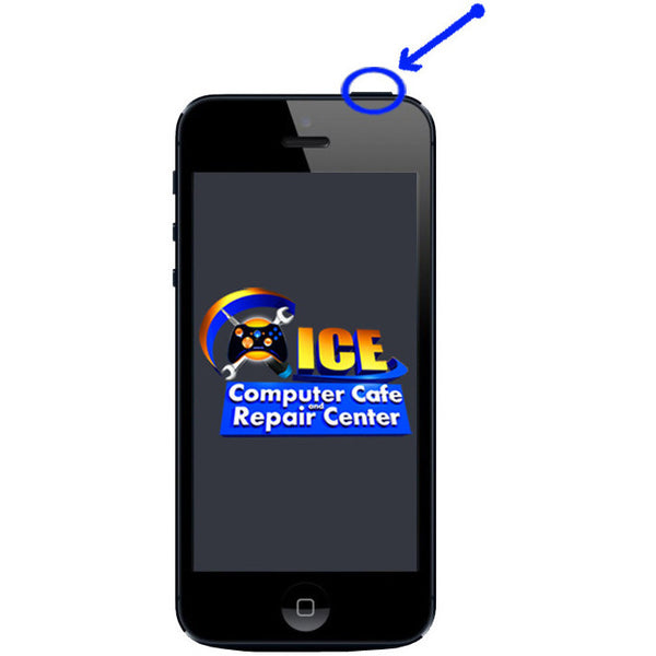 iPhone 5 Power Button Repair - ICE Repair Center