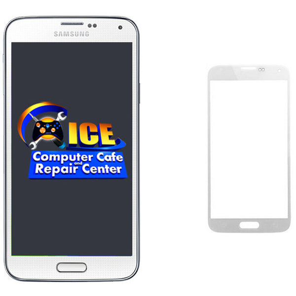 Samsung Galaxy S5 Glass Screen & LCD Repair - ICE Repair Center