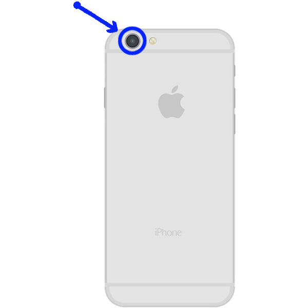 iPhone 6 Rear Camera Repair - ICE Repair Center