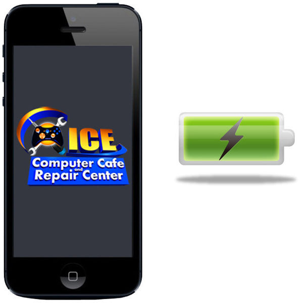 iPhone 5 Battery Replacement - ICE Repair Center