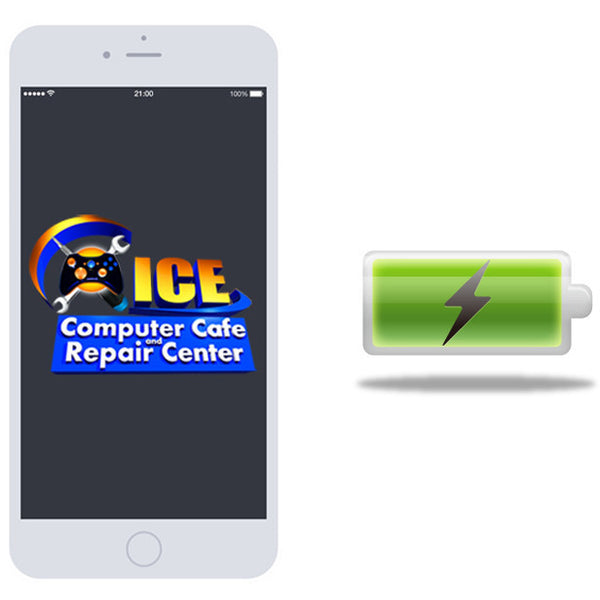 iPhone 6S+ Battery Replacement - ICE Repair Center