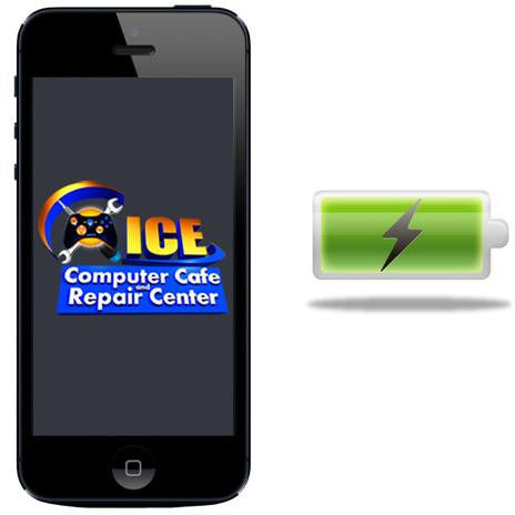 iPhone 5C Battery Replacement - ICE Repair Center