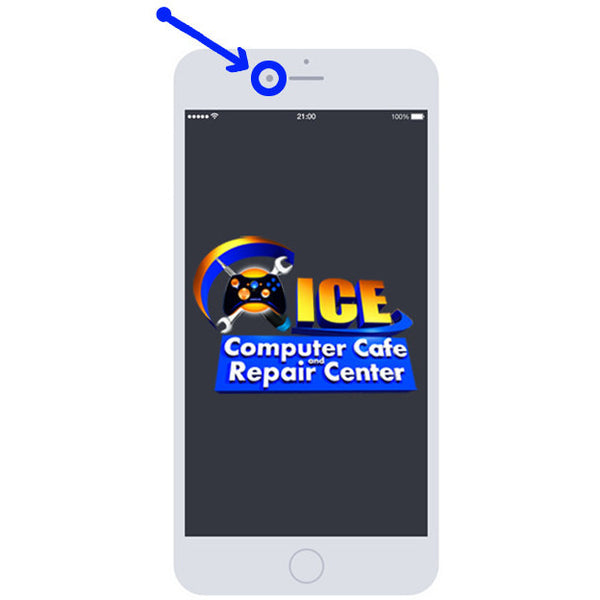 iPhone 6S+ Front Camera Repair - ICE Repair Center