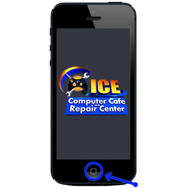 iPhone 5 Home Button Repair - ICE Repair Center