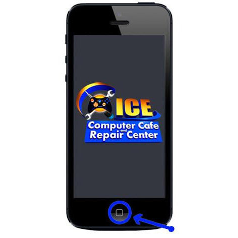 iPhone 5C Home Button Repair - ICE Repair Center