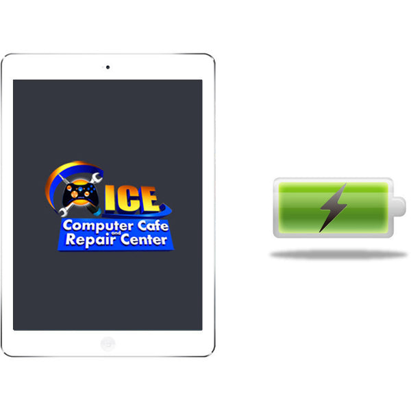 iPad Air Battery Replacement - ICE Repair Center