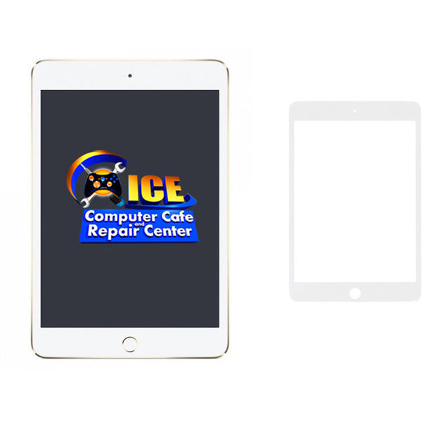 iPad Mini 4 Glass Screen & LCD Repair - ICE Repair Center