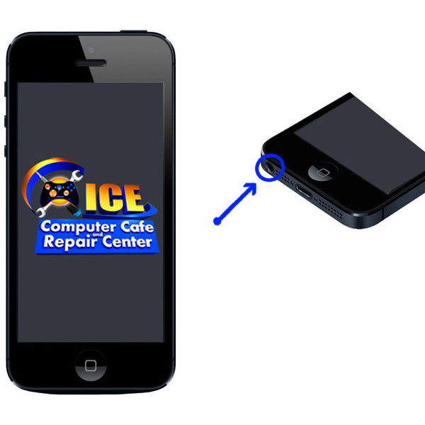 iPhone 5C Headphone Jack Repair - ICE Repair Center