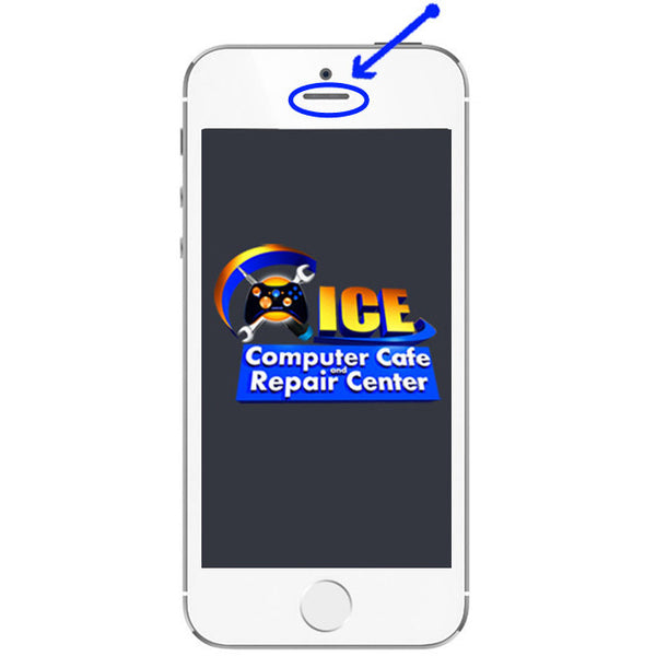 iPhone 5S Ear Speaker Repair - ICE Repair Center