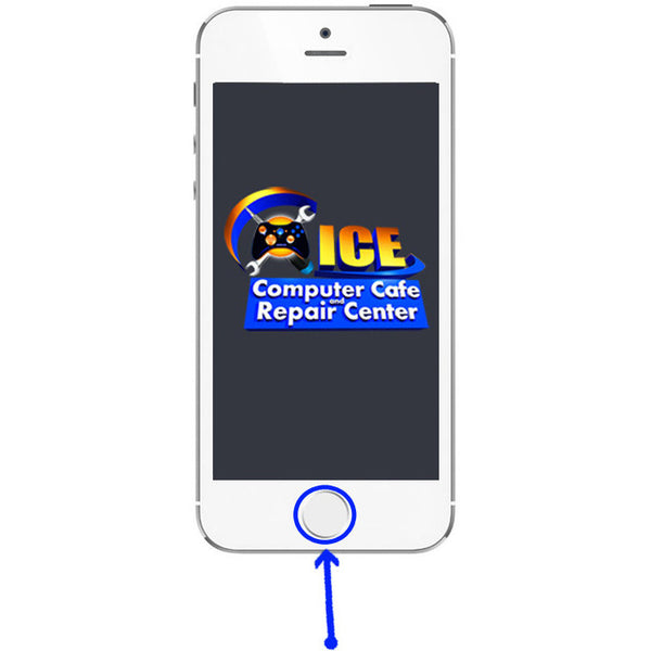 iPhone 5S Home Button Repair - ICE Repair Center