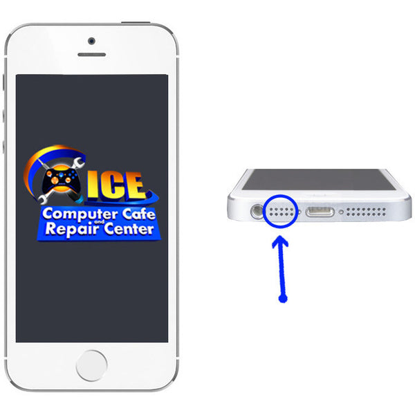 iPhone 5S Microphone Repair - ICE Repair Center