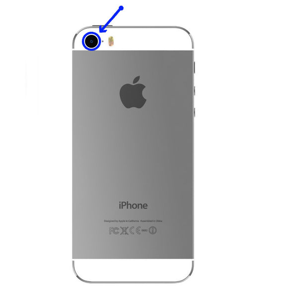 iPhone 5S Rear Camera Repair - ICE Repair Center