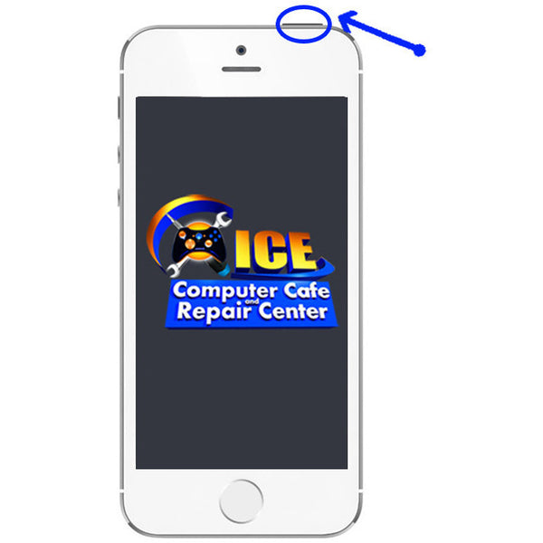 iPhone 5S Power Button Repair - ICE Repair Center