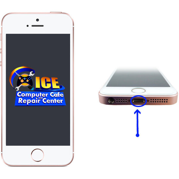 iPhone SE Charging Port Repair - ICE Repair Center
