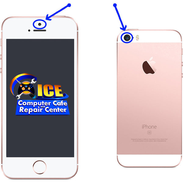 iPhone SE Front / Rear Camera Repair - ICE Repair Center
