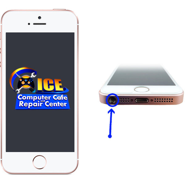iPhone SE Headphone Jack Repair - ICE Repair Center
