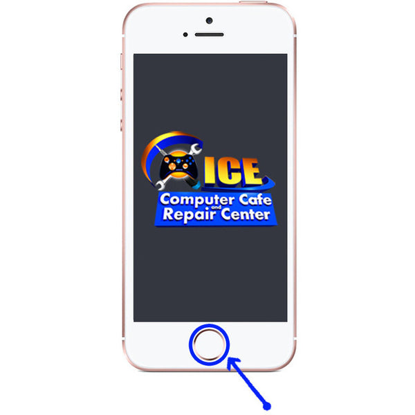 iPhone SE Home Button Repair - ICE Repair Center