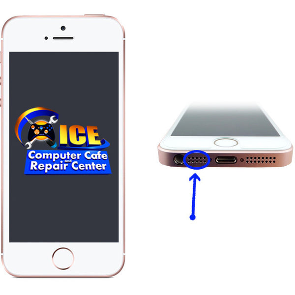 iPhone SE Microphone Repair - ICE Repair Center