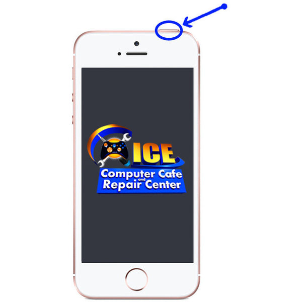 iPhone SE Power Button Repair - ICE Repair Center